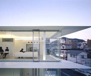 Residence in Hiroshima by Kubota Architect Atelier