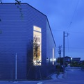 Residence in Saitama by SNARK+OUVI