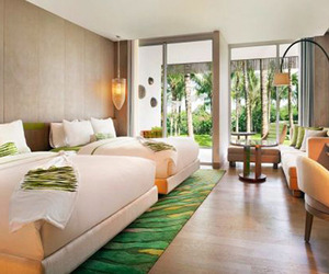 The W Retreat & Spa Resort in Bali