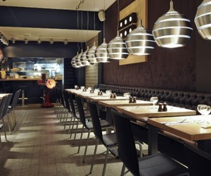 Restaurant Design : Fornostar by Jacques Vanderbeck