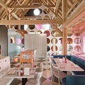 Restaurant Design: Praq by Tjep