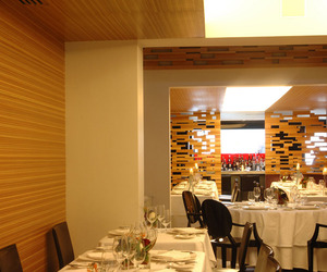 Restaurant Jaso by Serrano Monjaraz Arquitectos