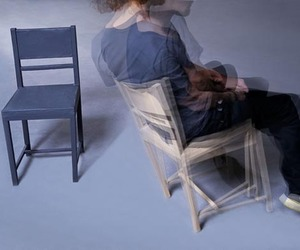 Restless Chairacter by Pepe Heykoop