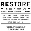 ReStore - Salvage in Philadelphia