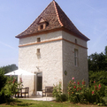Restored Pigeonnier in the French Countryside, for rent