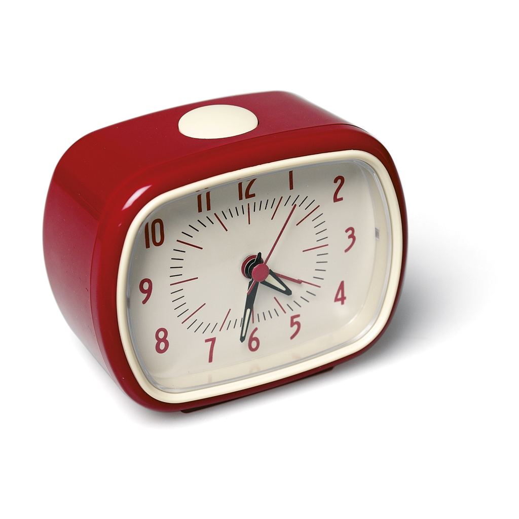 Retro Alarm Clock O
