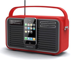 Retro iPod & iPhone Dock