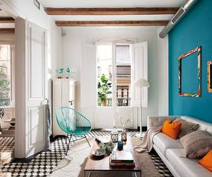Retro-modern Barcelona home by studio Egue y Seta