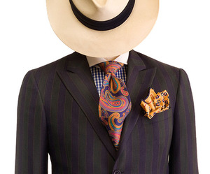 Retro Revival Men's Suits