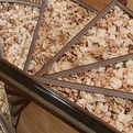 Reuse of Scrap Wood Shavings