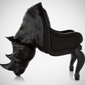 Rhino Chair by Maximo Riera