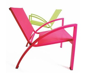 Rho Series – Colorful Outdoor Furniture by John Kelly