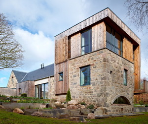 RIAS 2012 Awardee : Bogbain Mill by Rural Design Architects