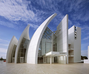 Richard Meier at Macro