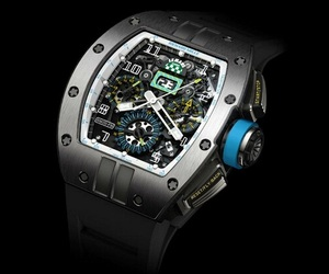 Richard Mille Le Mans Classic 2012 - RM008 and RM011