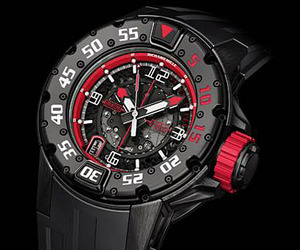 Richard Mille Shows American Spirit
