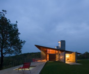 Ridge House by Bohlin Cywinski Jackson