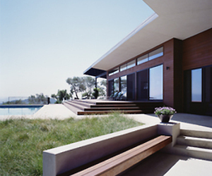 Ridge House by Cary Bernstein Architect