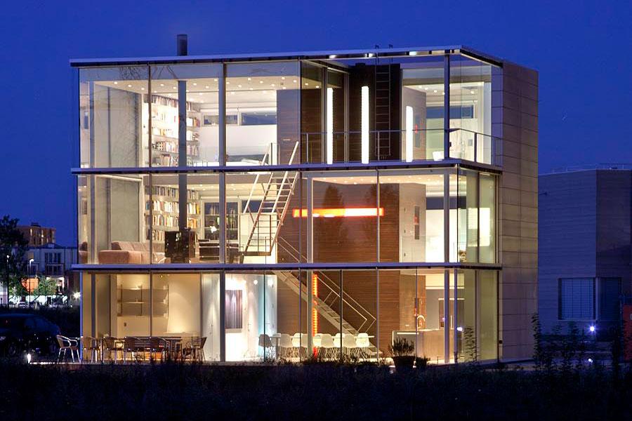 Rieteiland House By Hans Van Heeswijk Architecten