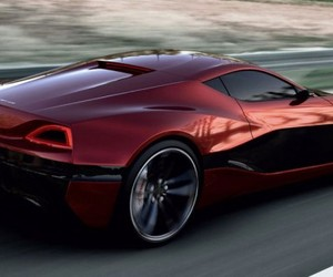Rimac Concept One - Electric Supercar