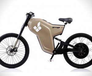 Rimac Debuts Greyp G12 Electric Bike