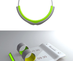 Ring,  Alarm Clock with Vibrating System by Fandimeng