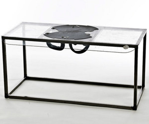 Riot Shield Coffee Table