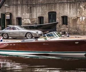 Riva Aquarama by Ferruccio Lamborghini