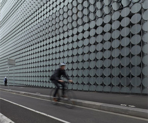 RMIT Design Hub by Sean Godsell architects