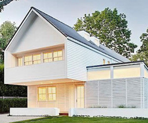 Roaman Residence by Bates Masi Architects