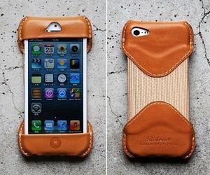 Roberu iPhone 5 Leather Case