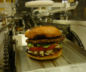 Robots Might Be Making Our Burgers In The Near Future
