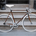 Rob´s Woodgrain Bike Frames