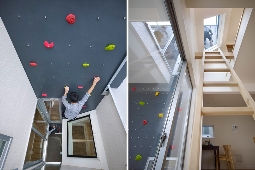 Home Climbing Wall Design Home Design Ideas