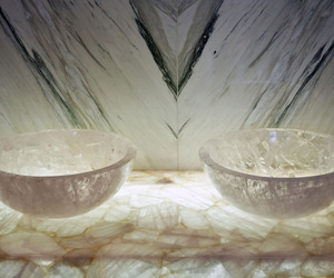Rock Crystal Basins
