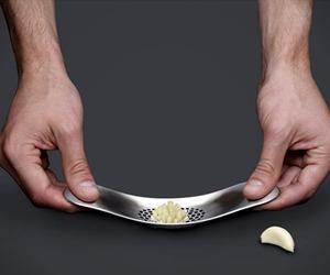 Rocker Garlic Crusher | by Joseph Joseph