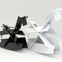 Rocking Horse by Frederik Roije
