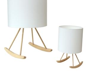 'Rocking' lamp