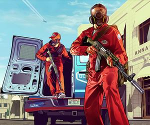 Rockstar Unveils Official GTA5 Artwork