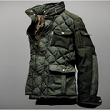 Rodriguez Filed Jacket | by Moncler