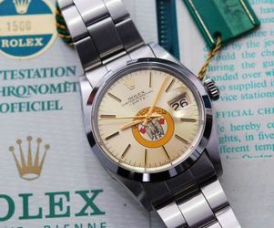 Rolex New Old Stock Abu Dhabi Crest Dial 1974