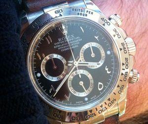 Rolex White Gold Daytona ARABIC DIAL