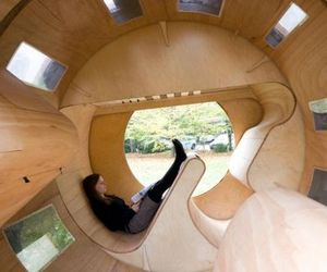Roll It- Experimental House by University of Karlsruhe