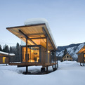Rolling Huts , Olson Kundig Architects