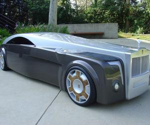 Rolls Royce Apparation