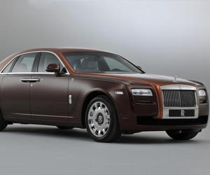 Rolls-Royce One Thousand and One Nights Ghost Collection