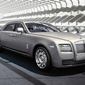 Rolls-Royce Reveals the Ghost Extended Wheelbase