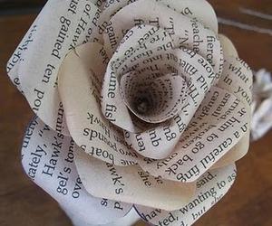 Romance Novel Paper Roses