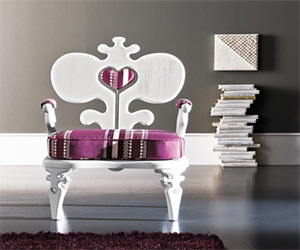 Romantic and Cool Chair Design by Desartcollection