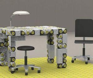 Roombots: Modular Robotics for Adaptive Furniture